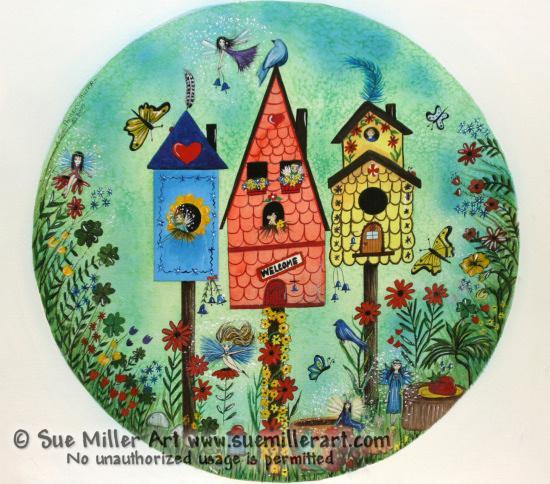 Fairy Land Print